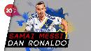Merayakan Gol ke-500 Zlatan Ibrahimovic