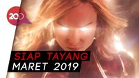 Brie Larson Tampil Memesona di Trailer Perdana Captain Marvel