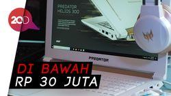 Ini Harga Predator Helios 300 White Edition di Indonesia