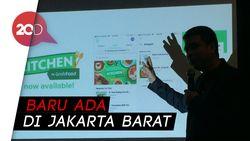 Inovasi Food Court Online, Grab Hadirkan Layanan Baru