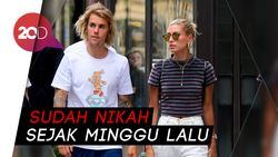 Justin Bieber dan Hailey Baldwin Dikabarkan Nikah Diam-diam