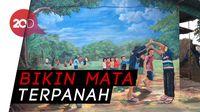 Kampung Mural di Bekasi, Dulu Kumuh Kini Tempat Selfie
