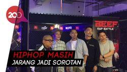 Memantik Geliat Hiphop Tanah Air di 'Beef Rap Battle'