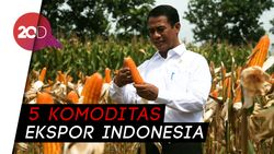 Mentan: 2045 Indonesia Lumbung Pangan Dunia
