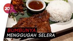 Puas Makan Nasi Ayam Taliwang dan Ikan Bakar Jimbaran