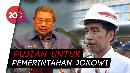 SBY Puji Pemerintahan Jokowi, Ini Komentar Kubu Prabowo