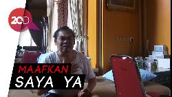 Sakit, Mat Solar Minta Maaf Kepada Masyarakat Indonesia