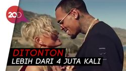 Video Klip Agnez Mo dan Chris Brown Puncaki Trending YouTube