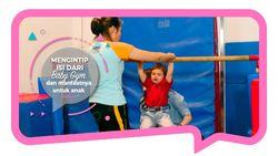 Mengintip Isi dari Baby Gym dan Manfaatnya Untuk Anak