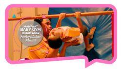 Manfaat Baby Gym untuk Anak Berkebutuhan Khusus
