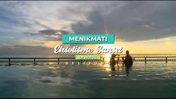 Menikmati Eksotisme Sunset di Hotel Belitung, Belitung
