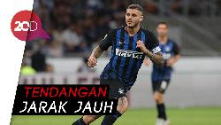 Gol Spektakuler Mauro Icardi