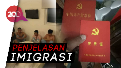 Imigrasi Karawang Pastikan Tak Ada Pelanggaran Soal 8 WN China