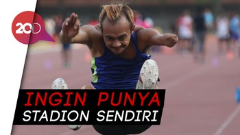 Jelang Asian Para Games, Atlet Keluhkan Fasilitas Pelatihan