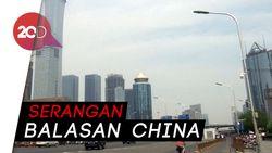 Ketegangan Perang Dagang AS-China, Beijing Balas Naikkan Tarif