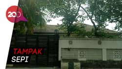 Kondisi Rumah Maia, Tempat Al Ghazali Dikabarkan Dirawat