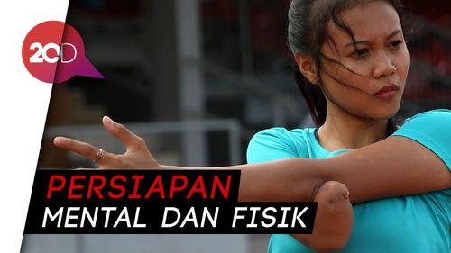 Persiapan Terakhir Atlet Asian Para Games