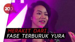 Yura Yunita Bakal Rilis Album Kedua Berjudul Merakit