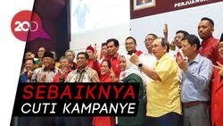 31 Kepala Daerah Jatim Jadi Timses Jokowi, KPU: Nggak Dilarang!