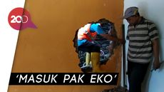 Akhirnya! Rumah Eko Dibuatkan Akses, Tak Lagi Terblokade Tetangga
