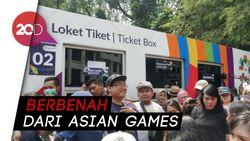 Begini Sistem Tiket Asian Para Games 2018