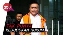 KPK Yakin Hakim Tolak Praperadilan Gubernur Aceh Irwandi Yusuf