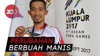 Kisah Hidup Fadli, dari Balap Motor ke Para Cycling