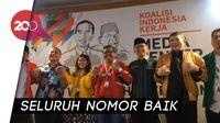 Koalisi Jokowi: Nomor Urut 1 atau 2 yang Penting Dua Periode