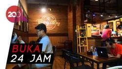 Makan Kenyang dengan Nasi Wagyu Dabu-dabu dan Mie TekTek di Sini