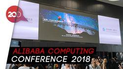 Melihat Pameran Teknologi Terbesar Alibaba di Hangzhou China