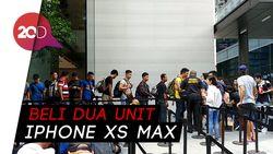 Pemuda Ini Akan Jadi Pembeli Pertama iPhone XS Max
