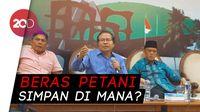 Rizal Ramli Prediksi Isu Gudang Bulog Gerus Elektabilitas Jokowi
