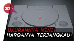 Sony Umumkan Akan Rilis PlayStation Classic
