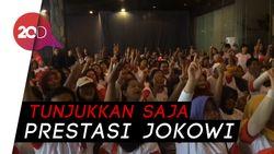 Timses Jokowi ke Relawan: Jangan Jelekkan Kubu Sebelah!