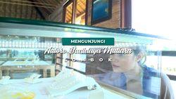 Berkunjung ke Budidaya Mutiara di Lombok