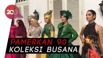 6 Desainer Indonesia Tampil di Paris Fashion Week 2018