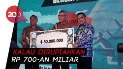 Aksi Pengusaha Jatim Jual Dolar, Totalnya USD 50 Juta