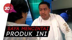 Cerita Pandji Pragiwaksono Bikin Jam Tangan Model Batik