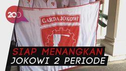 Dari Solo, Garda Jokowi Ingin Saksikan Penentuan Nomor Urut di KPU