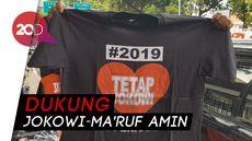 Laris Manis Tanjung Kimpul, Baju Jokowi Jadi Favorit