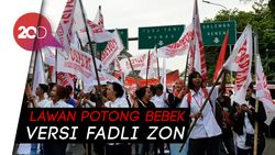 Lucu-Lucuan Bernyanyi Potong Bebek Versi Jokowi