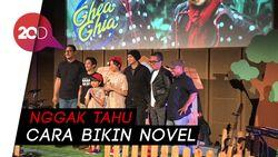 Sukses dengan Dilan 1990, Pidi Baiq Ogah Disebut sebagai Penulis