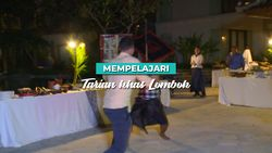 Mempelajari Tarian Khas Lombok