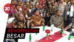 Didukung 300 Jenderal, Prabowo: Kita Rebut Kedaulatan Indonesia!