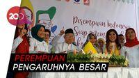 Didukung Perempuan Indonesia, Maruf Optimistis Menang
