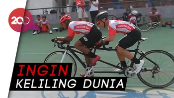 Jadi Pramugari, Mimpi Terpendam Yanti Atlet Para Cycling