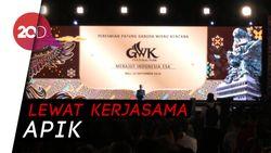 Jokowi Sanjung Aktor di Balik Berdirinya Patung GWK