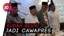 Maruf Amin Mundur dari Rais Aam PBNU