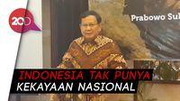 Prabowo: Sistem Ekonomi Sekarang Menyimpang dari UUD 1945