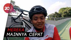 Sri Sugiyanti, Atlet Para Cycling, Penggemar Bulutangkis